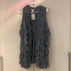 NWT H&M Cardigan Sweater Vest